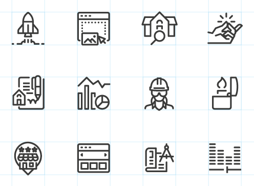 Preview of Simple Line Icons