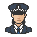 police-officer-scotland-yard-asian-woman