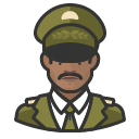 military-general-black-male