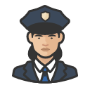 police-officers-asian-female