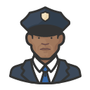 police-officers-black-male